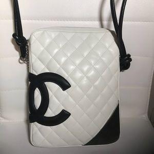 Chanel Cambon Handbag.